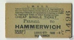 Pelsall to Hammerwich