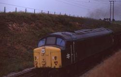 Coal train at Hammerwich