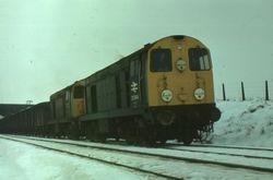 Class 20's 1973