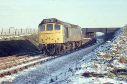 Engineering train 25259