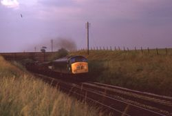 8070 heading southbound