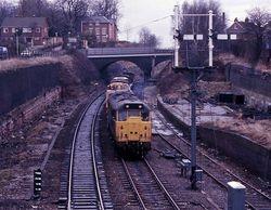 Ballast Train 1986