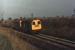 x2 class 20s , 1975