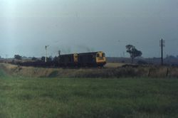 two class 20s ,1975