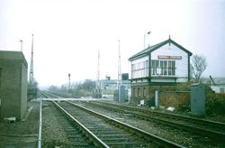 Rushall Station Site