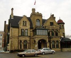Keg Mansion,Toronto,Ontario