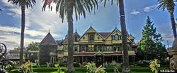 winchester myster house