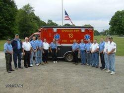 Rescue #13 & personnel