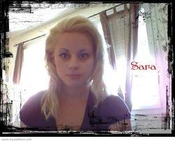 Sara's Black Frame
