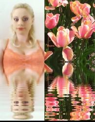 Sara's Fleshy Tulips