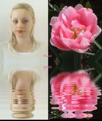 Sara's Pink Curve ~