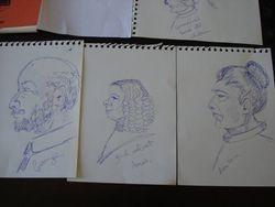 Shirley's drawings