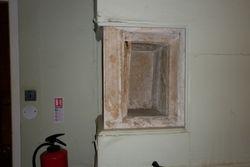 Original Lantern holes