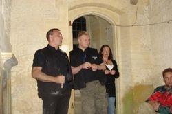 Paranormal Nights team members