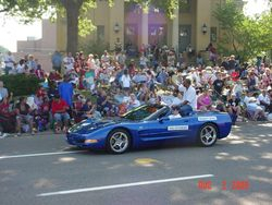 Former Inductees in the HOF Parade