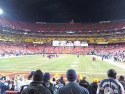 Redskins vs Cowboys Dec 27 2009 -2