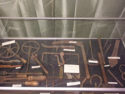 Farming instruments