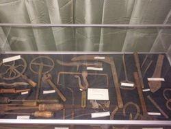 Antique Farming Tools