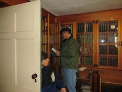 Genealogical and historic library