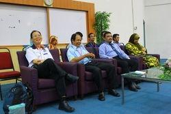 Politeknik KK Career Talk on 7Oct2011