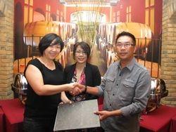 RISM Sabah 2013/2014 - Handover