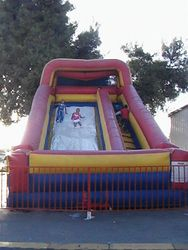 Bounce Slide