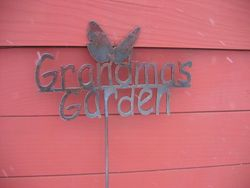 Garden Stake - $40