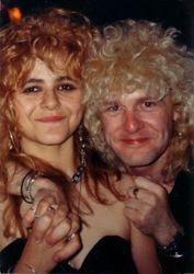 Isabelle & Stewartie...