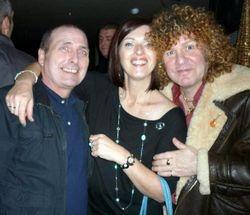 Mick,Paula & Me...
