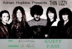 Thin Lizzy Pass...