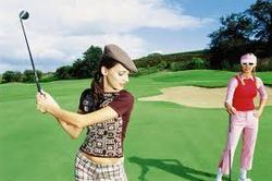 ORGANISING A LADIES GOLF DAY?
