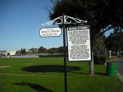 Row sign example