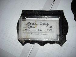 Manufactured marker 2