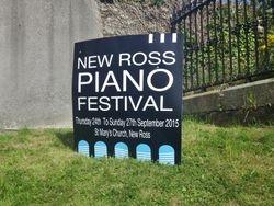 New Ross Pianost Festival 2015!