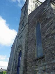 The church where most concerts were held.