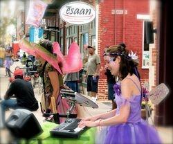 DanceFairiesDance at 2012 Yorkfest