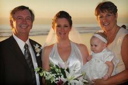 Cindi Davidson is now Mrs. Slawson