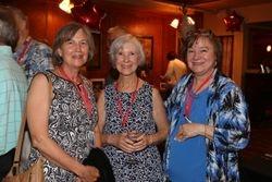 Ruth Lucey, Margie Monahan, Kathy Kline