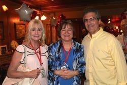 Suzan Boyle-Anton, Kathy Kline, Rich Anton