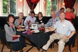 Kathy & Jay Berman, Carolyn & Pete Crystal, Sue & Jack Swick