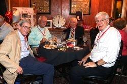 Dick Herchenroether, Ray Schneider, Mr. Kuchinski, Doug Shaffer