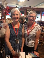 Margie Monahan & Karen Ketchum