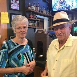 Linda Fraizer-Wible & Bill Dell