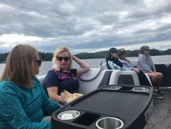 A Relaxing Afternoon on the Water!