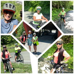 A Collage of Riders!
