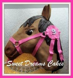 3D paard