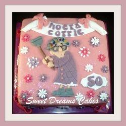 Sarah taart  15 personen