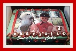 foto taart paard