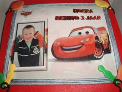 foto taart cars