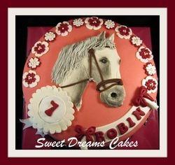paard(puzzelplaat)